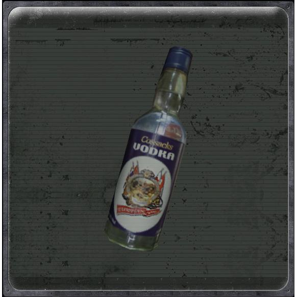 Wódka Zew Prypeci