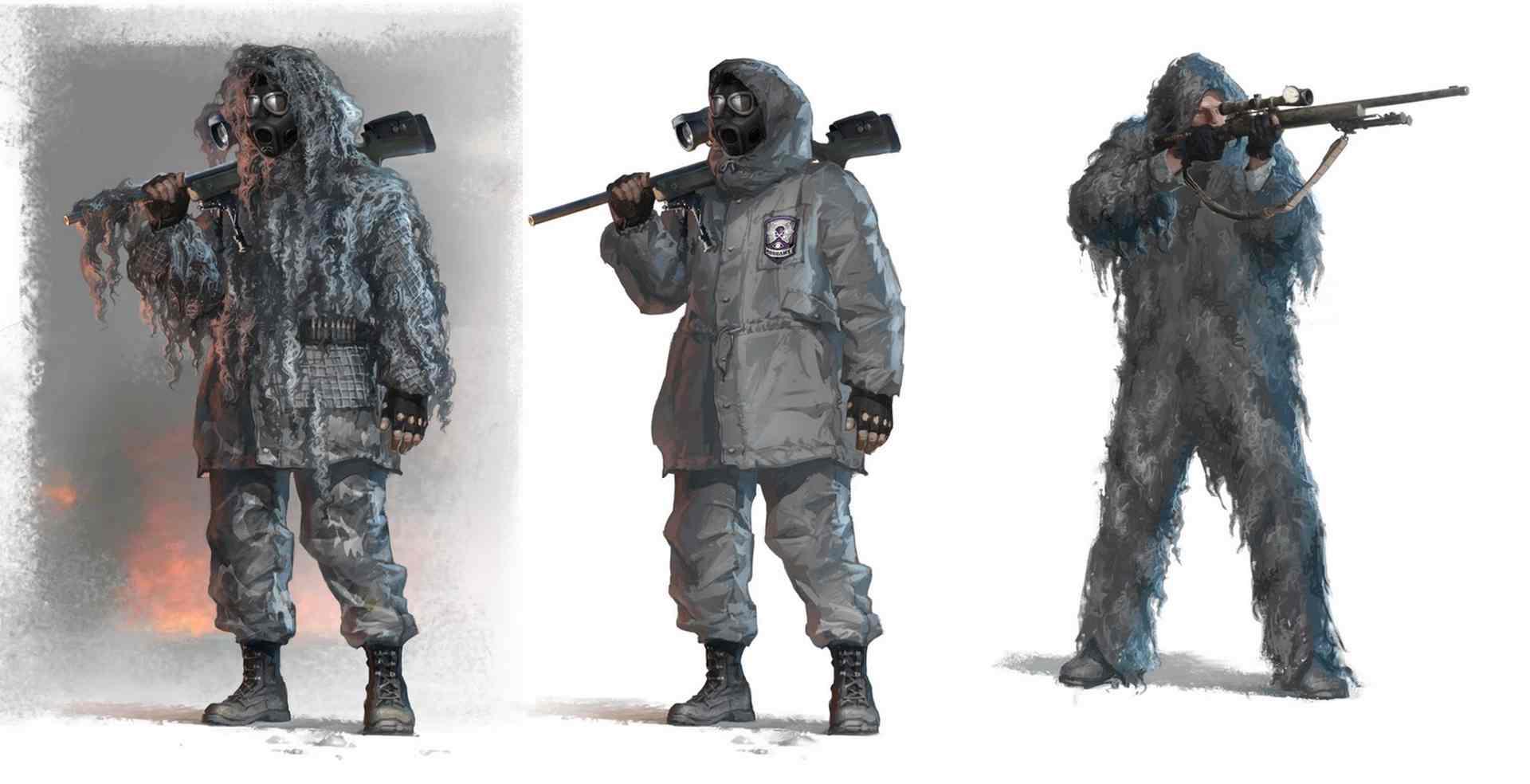 stalker 2 concept