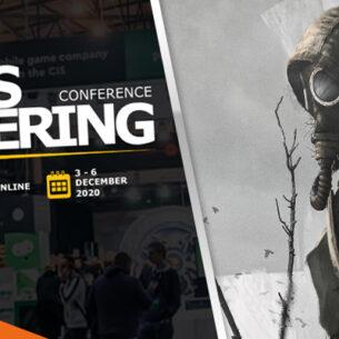 GSC Game World na Games Gathering 2020