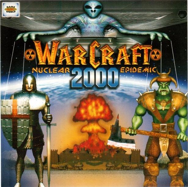 Okładka Warcraft 2000: Nuclear Epidemic