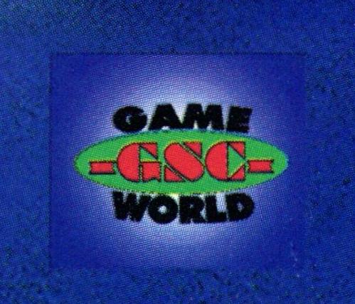 Pierwsze logo GSC Game World