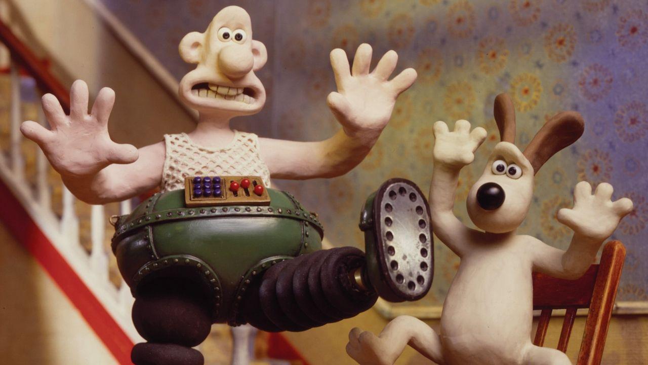 Wallace i Gromit: Wściekłe Gacie